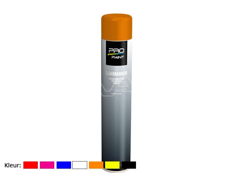 Markeringsverf Pro-Paint Lijnmarker 750 ml