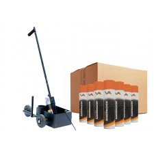 Markeringsmachine met GRATIS doos markeringsverf