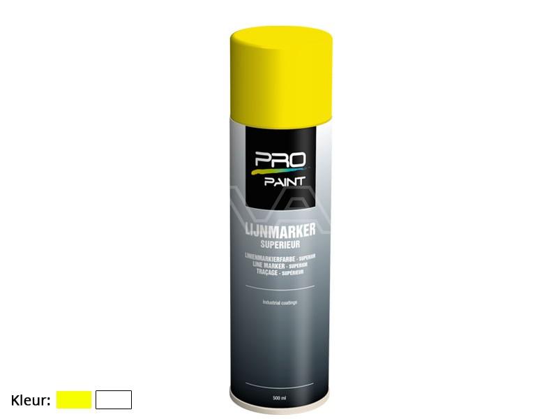 Markeringsverf Pro-Paint Lijnmarker Superieur 1-2 jaar 500 ml
