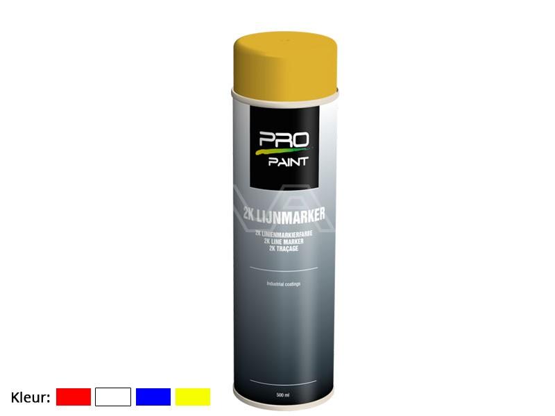 Markeringsverf 2K 500 ml Heavy Duty