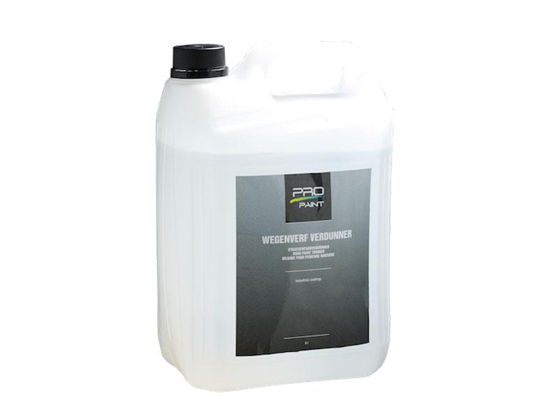 Verdunner voor wegenverf 5 liter
