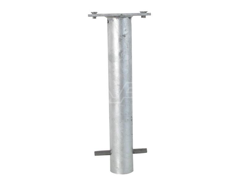 Parkeerbeugel grondhuls t.b.v. betonbevestiging