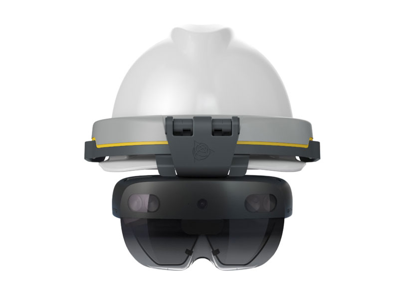 HoloLens Trimble XR10