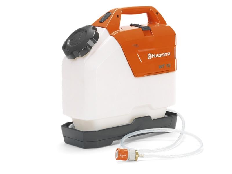 Watertank elektrisch Husqvarna WT15B 15 liter