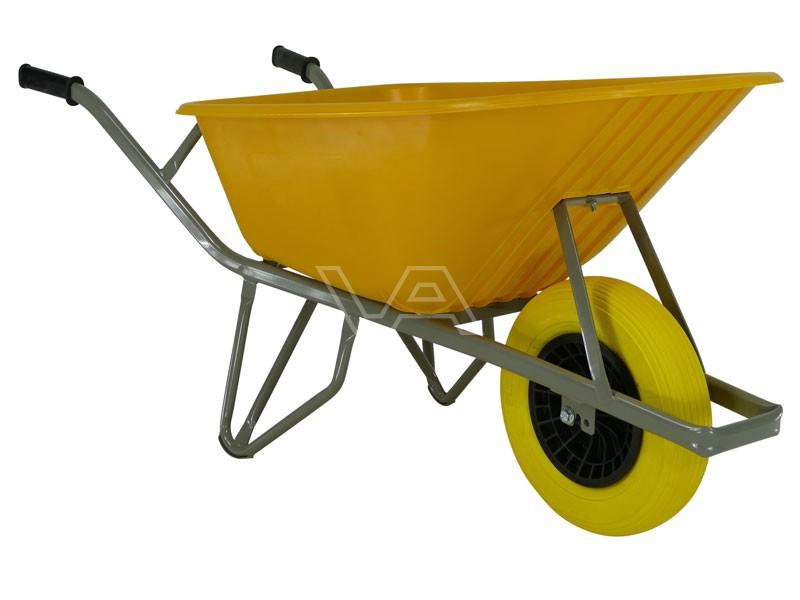 Kruiwagen Altrad Dynamic 100 Ovaal met FLEX Pro Anti-Lek wiel
