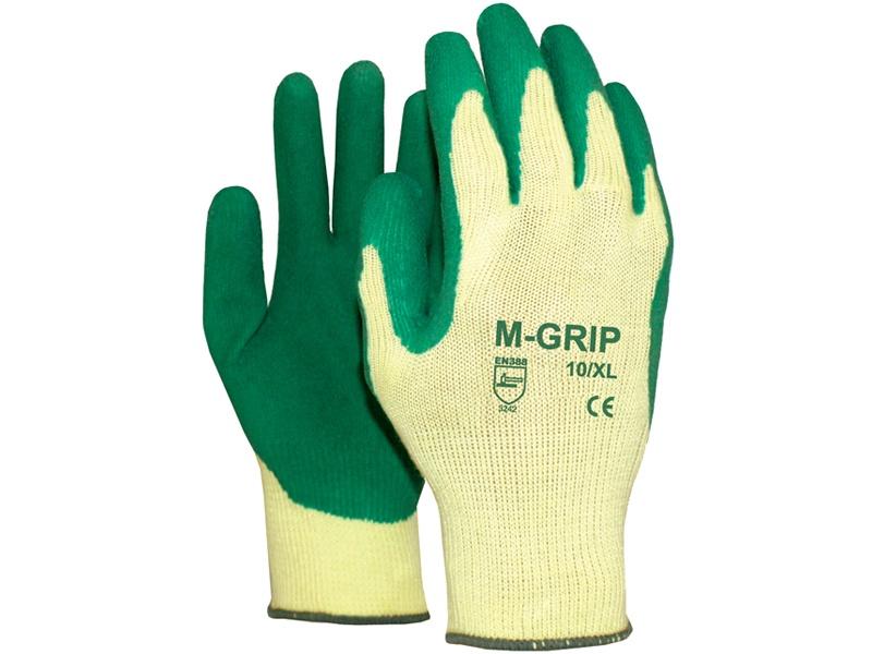 Werkhandschoen M-Grip 11-540 Groen