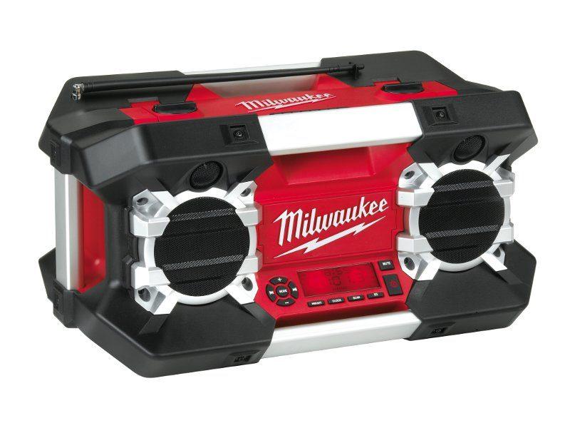 Milwaukee bouwradio