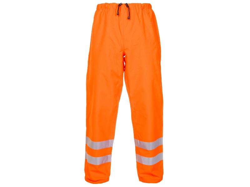 Werkbroek RWS regen Ursum No Sweat oranje