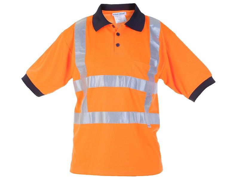 Poloshirt RWS Tilburg oranje