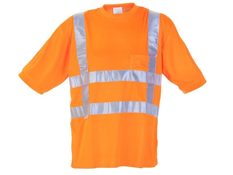 T-shirt RWS Toscane oranje