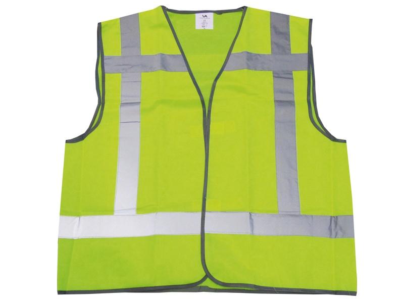 Veiligheidshesje RWS geel