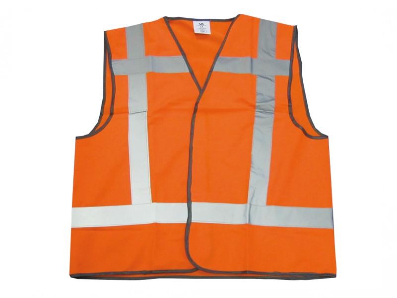 Veiligheidshesje RWS oranje