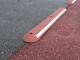Rijbaanscheiding rood lang 120 cm