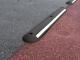 Rijbaanscheiding zwart kort 70 cm