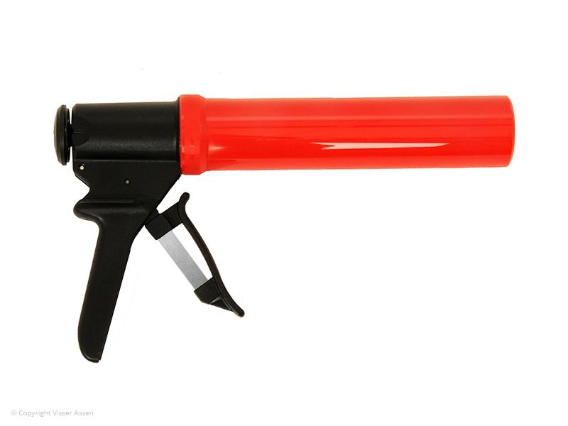 Kitspuit Pro 2000 rood kitpistool