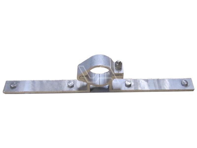 Verkeersbordbeugel Ø 48 mm extra lang