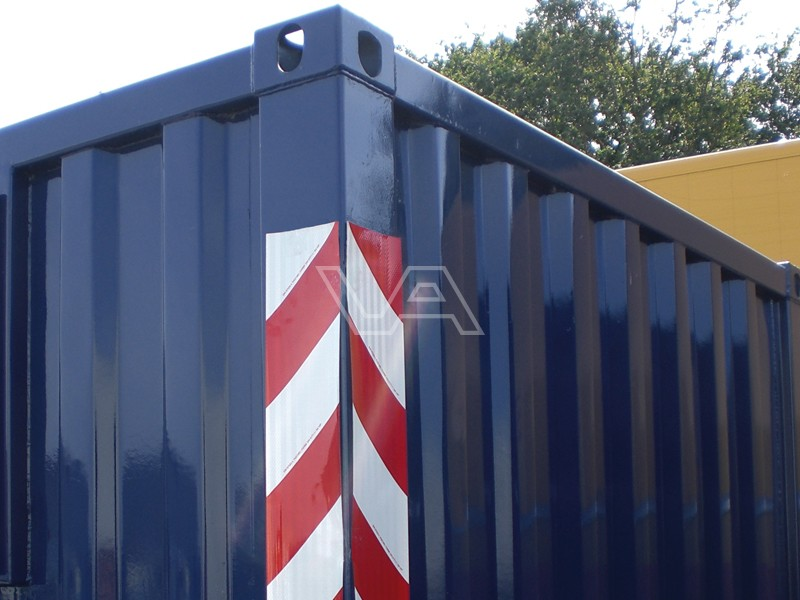 Containermarkering