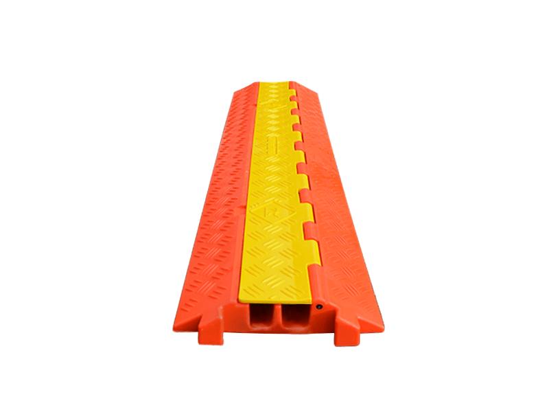 Kabelbrug PU 90 x 50 x 5.5 cm 2-kanaals