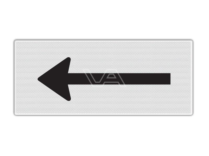 Onderbord RVV OB501l