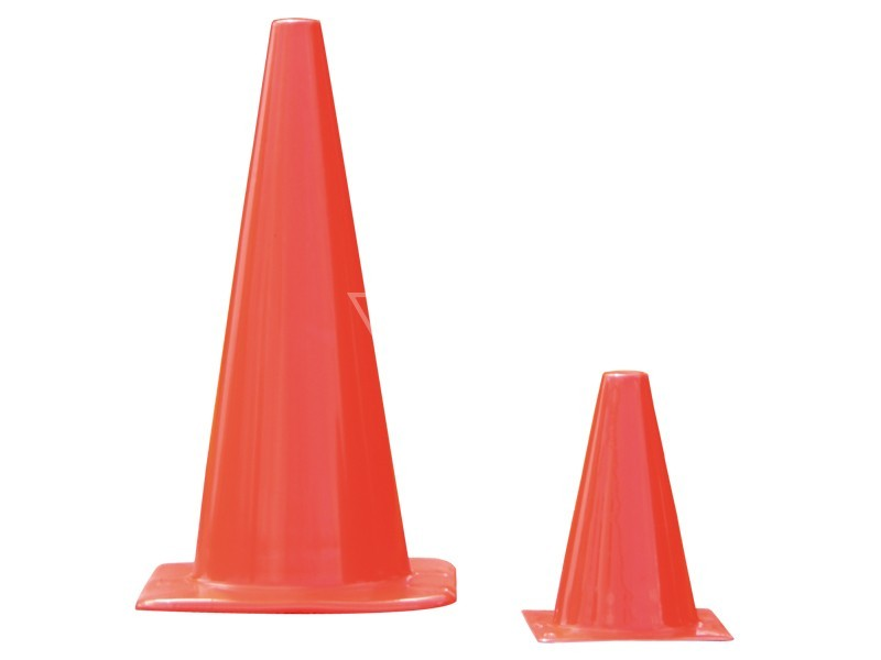 Verkeerskegel oranje 50 cm
