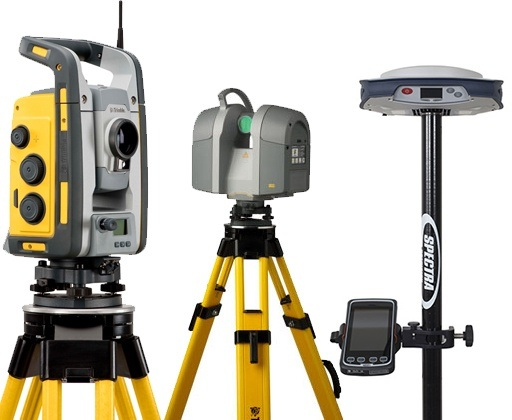 Robotic Total Station bij LayoutNederland.nl