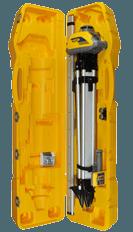 Kofferset van bouwlaser LL100