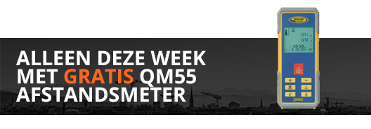Spectra Precision QM55  bij een hv302